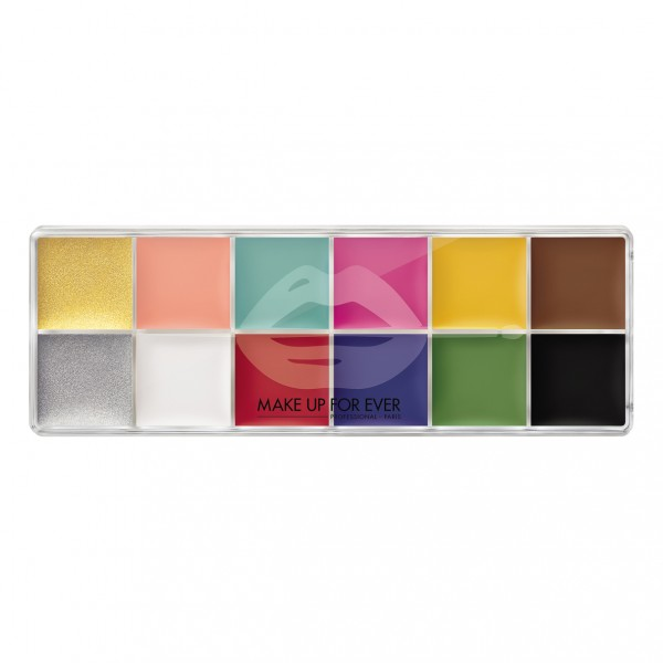 MAKE UP FOR EVER - 12 Harmony Flash Color Box