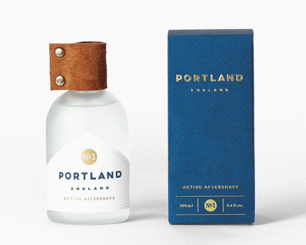 Portland - Active Aftershave, 100ml