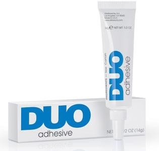 Duo - Wimpernkleber White/Clear Blau 14g