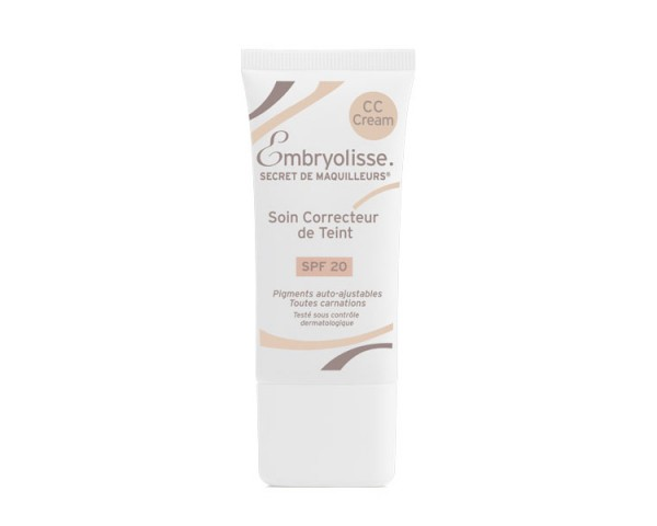 Embryolisse - CC Cream Soin Correcteur de Teint, 30ml