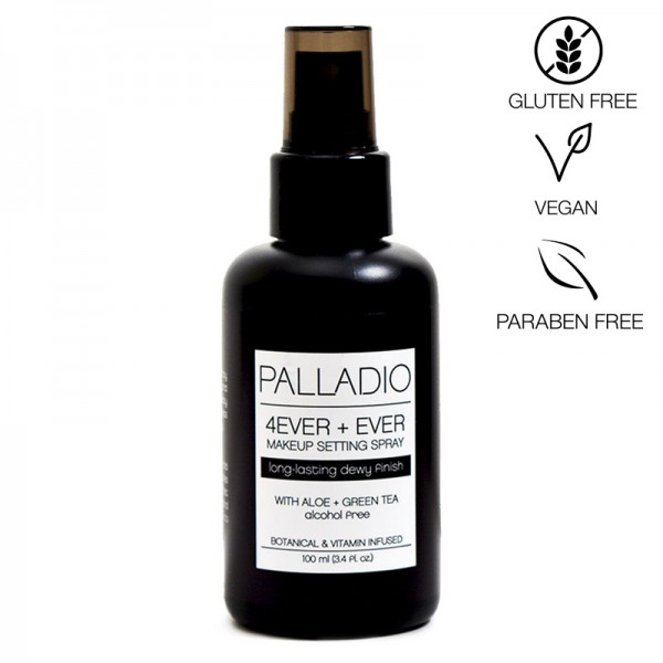 Palladio 4Ever+Ever Makeup Setting DEWY Spray