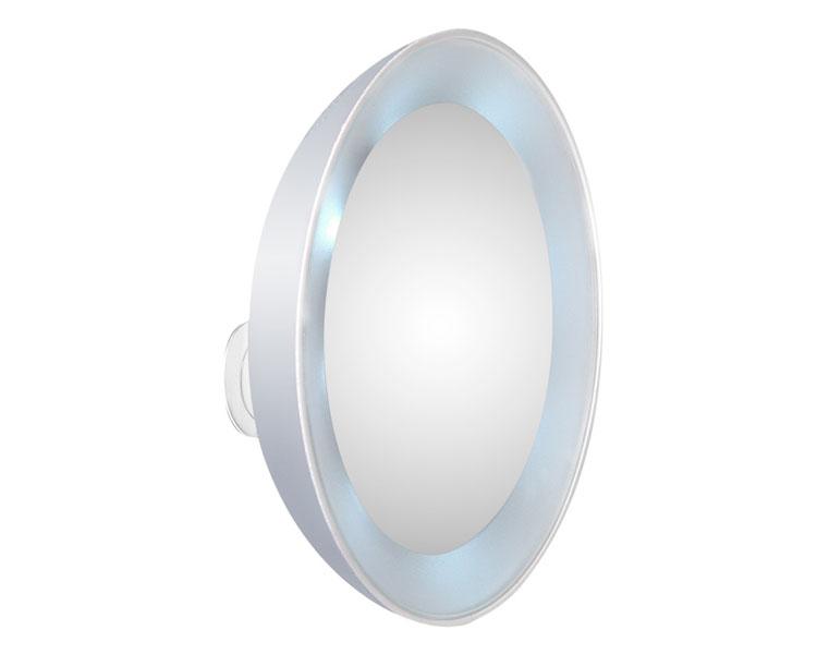 tweezerman 15 fach vergr erungsspiegel mit beleuchtung tweezermann shop by brand. Black Bedroom Furniture Sets. Home Design Ideas