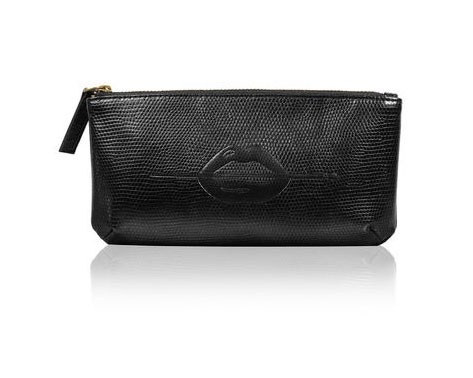 MAKE UP FOR EVER - Black & Wild Pouch Small