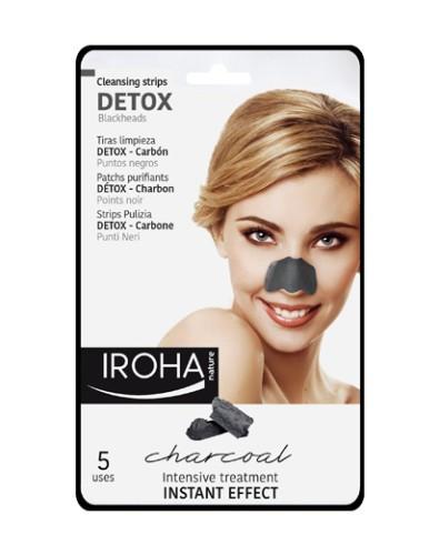 Iroha - Cleansing Strips DETOX 5 Anwendungen