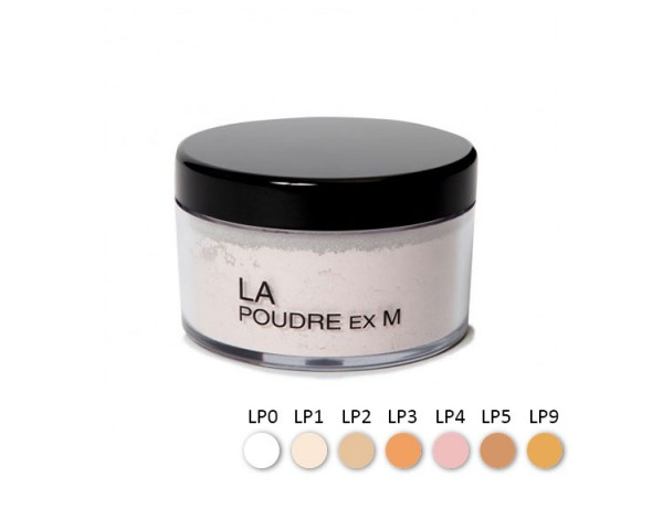 ParisBerlin - La Poudre ex M - Loser Puder, 30g