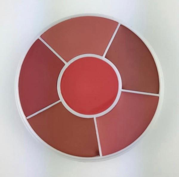 Ben Nye - CR200 Creme Rouge Wheel Natural Glow 28g