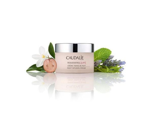Caudalie - Resveratrol Lift - Crème Tisane de Nuit, 50ml