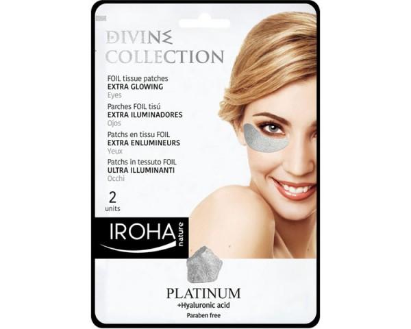 Iroha Platinum Eye-Pads Extra Glowing