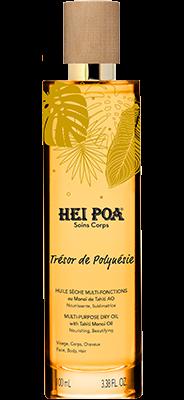 Hei Poa - Tresor de Polynesie Trockenöl 100ml
