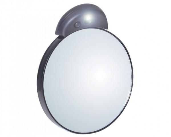 Tweezerman - Tweezermate 10-fach-Vergrößerungsspiegel mit Beleuchtung