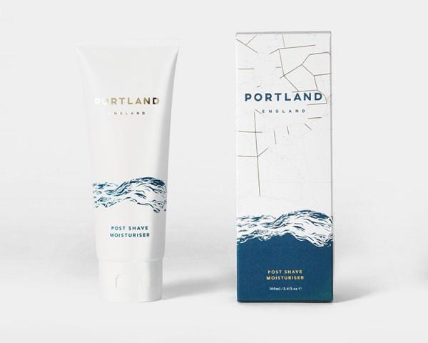 Portland - Post Shave Moisturiser, 100ml SONDERPREIS s.V.r.