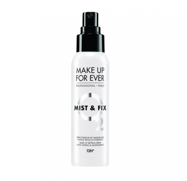 MAKE UP FOR EVER - Mist & Fix Hydrating Make Up Fixer, 30ml oder 100ml
