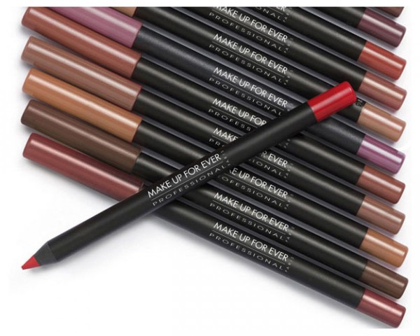MAKE UP FOR EVER - Aqua Lip Waterproof Pencil, 1,2 g