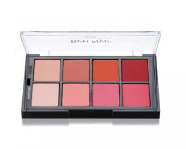 Ben Nye - STP63 Studio Palette Fashion Blush Powder 8er Palette