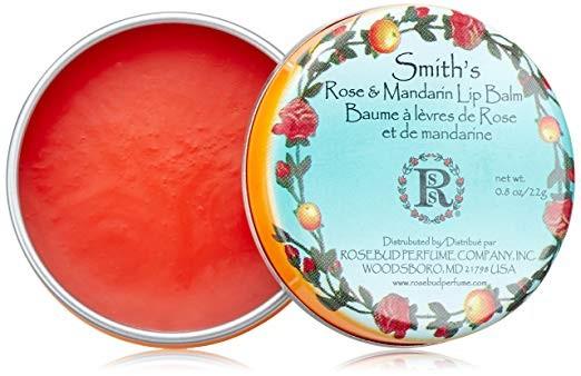 Rosebud Smith´s - Rose & Mandarin Lip Balm, 22g