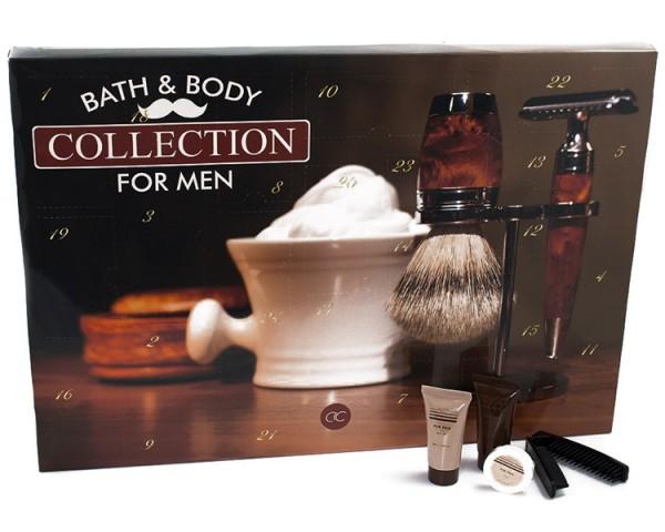 Adventskalender BATH & BODY for MEN