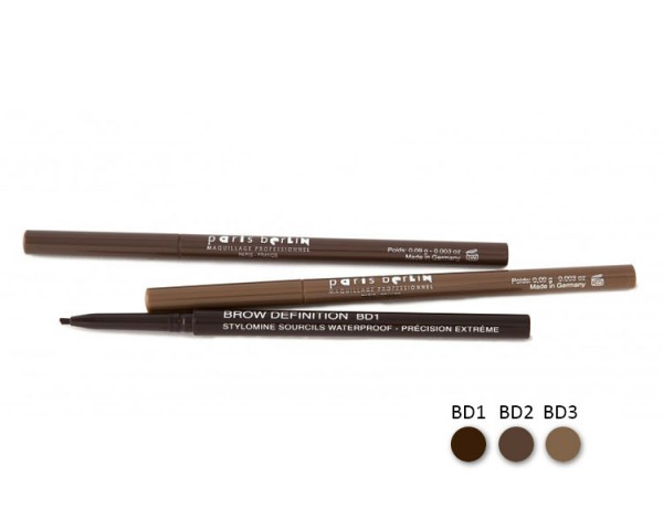 ParisBerlin - Brow Definition, 0,09g