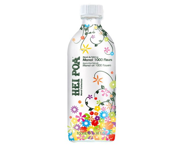 Hei Poa - Monoi 1000 Fleurs 100ml Körperpflegeöl