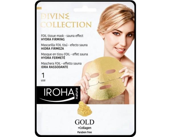 Iroha Gold Facemask Hydra Firming