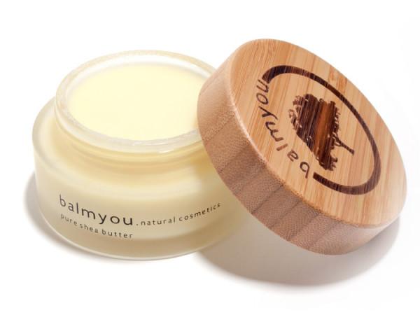 balmyou.natural cosmetics - Sheabutter, 100ml
