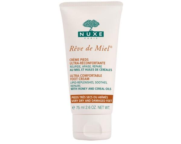 Nuxe - Rêve de Miel - Ultra-Komfort Fußcreme, 75ml
