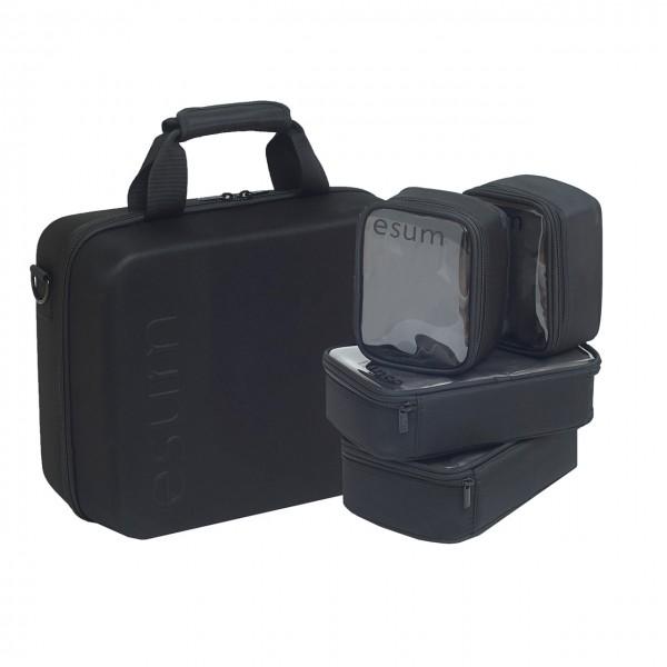 ESUM - Pro Make Up Kit Bag with Organizer