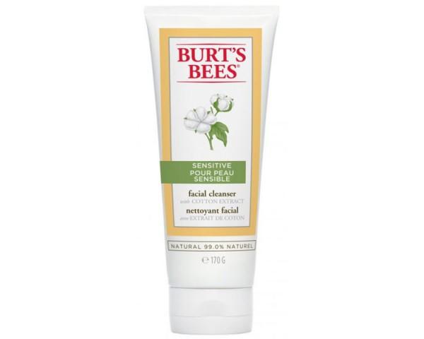 Burt's Bees - Sensitive Facial Cleanser, 170g