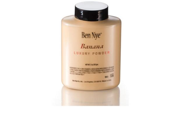 Ben Nye - Luxury Powder Dark Skin, 85g