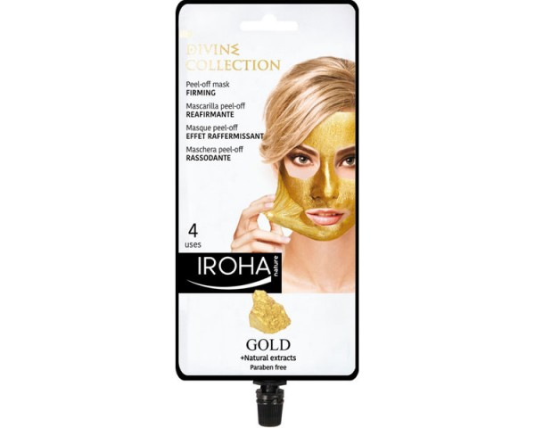 Iroha Gold Peel-off Mask Firming