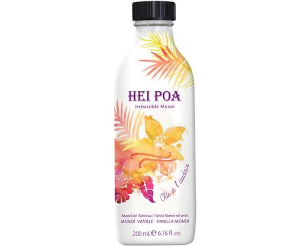 Hei Poa - Ode à l´Audace - Irresistible Monoi Vanille, 200ml
