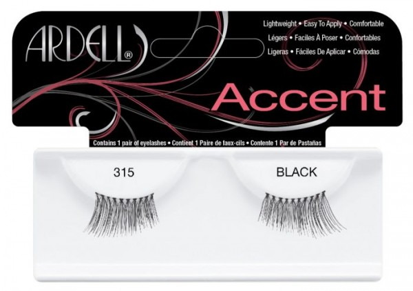 Ardell - Wimpern Accent 315