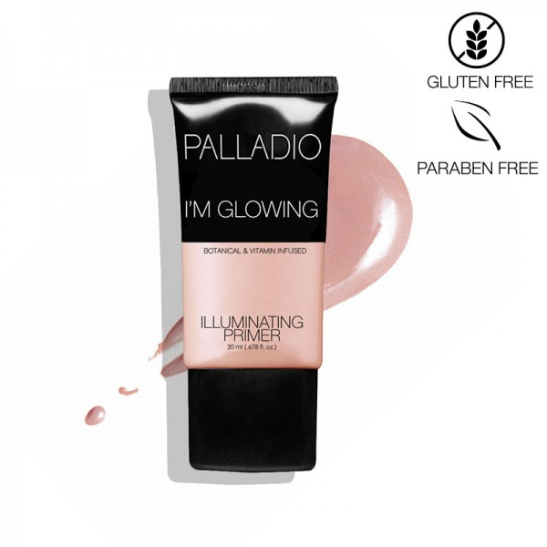 Palladio - I'm Glowing Illuminating Primer, 20ml