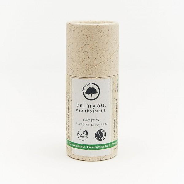 Balmyou - Deo Stick Zypresse Rosmarin 50g