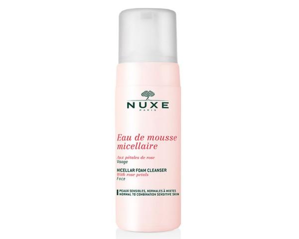 Nuxe - Eau de Mousse Micellaire aux Pétales de Rose 150ml