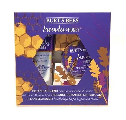 Burt's Bees - Lavender Handcream & Lip Butter Set