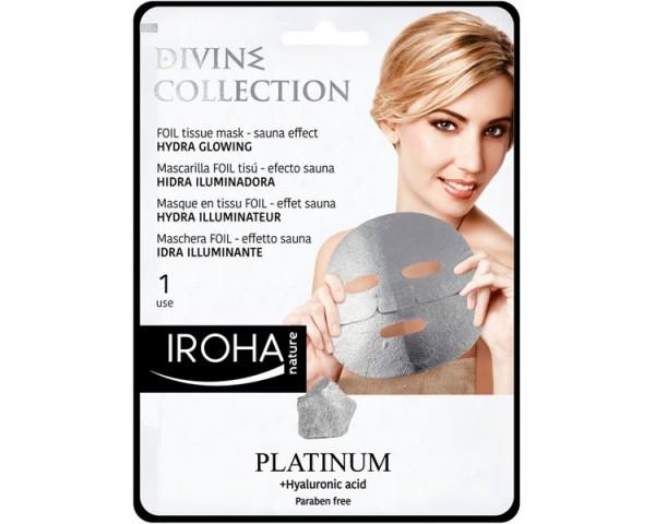 Iroha Platinum Facemask Hydra Glowing