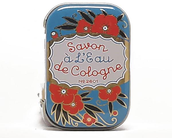 La Société Parisienne de Savons - 2601 Savon à l'Eau de Cologne, 20gr (Seife)