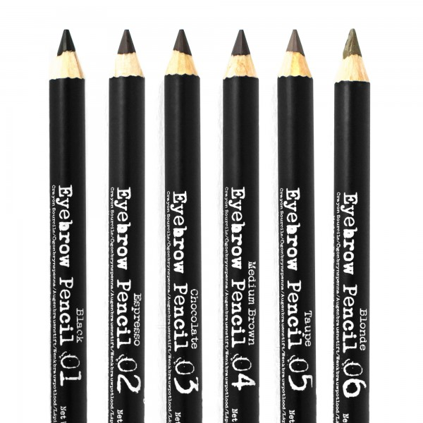 The BrowGal - Skinny Eyebrow Pencil (V)
