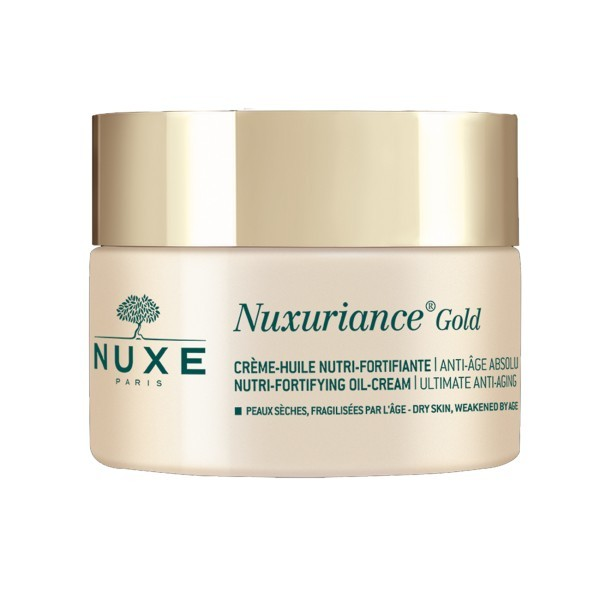 Nuxe - Nuxuriance GOLD - Crème-Huile Nutri-Fortifiante, 50ml