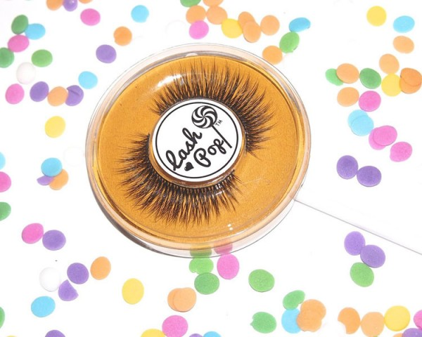 Lash Pop Lashes - Cantaloupe with me