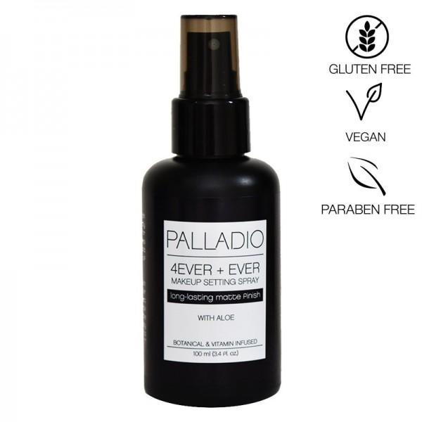 Palladio 4Ever+Ever Makeup Setting MATTE Spray