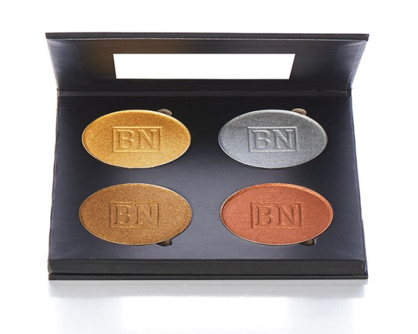 Ben Nye - MLUP4 Lumière Compact 4er Palette