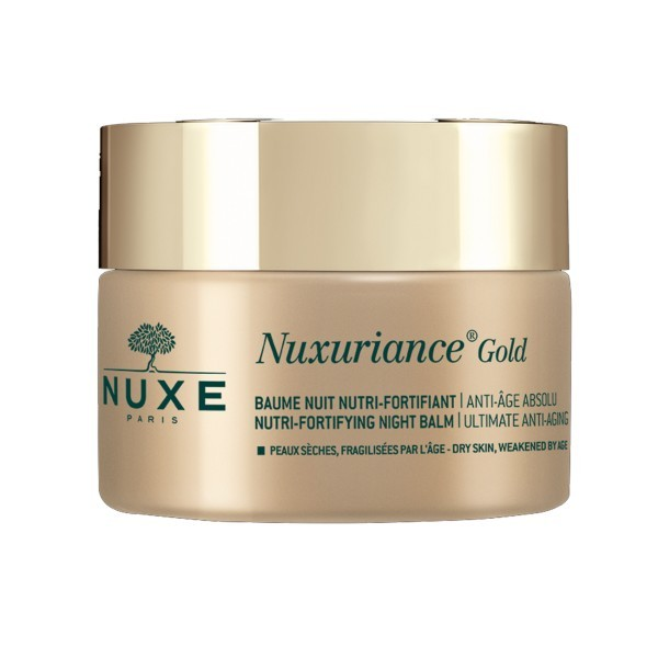 Nuxe - Nuxuriance GOLD - Baume Nuit Nutri-Fortifiant, 50ml