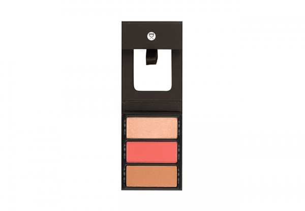 Viseart - Theory Cheek II Ablaze 3er Palette