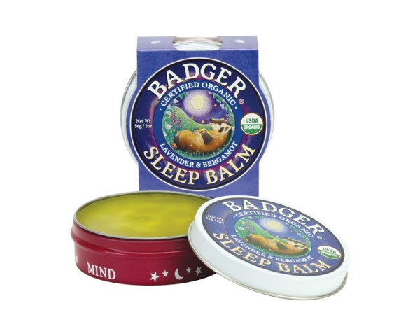 BADGER - Tin Sleep Balm, 21g