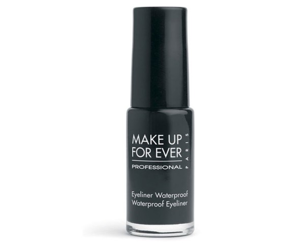 MAKE UP FOR EVER - Eyeliner Waterproof Pro (schwarz), 4,5ml