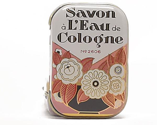 La Société Parisienne de Savons - 2606 Savon à l'Eau de Cologne, 20gr (Seife)