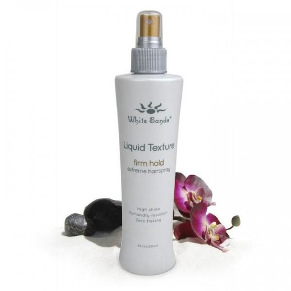 White Sands - Liquid Texture Firm Hold, 255ml