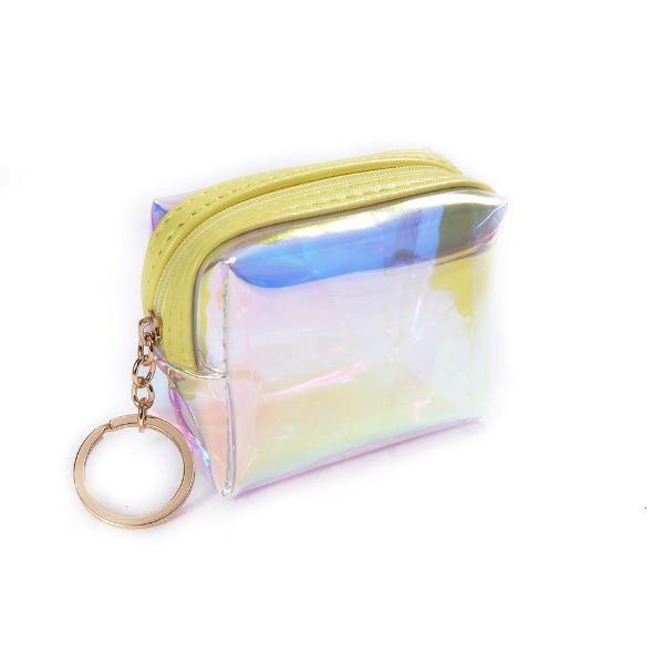 Kitmate - Coin Bag Yellow