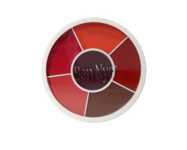 Ben Nye - CR300 Brights Creme Rouge Wheel 28g